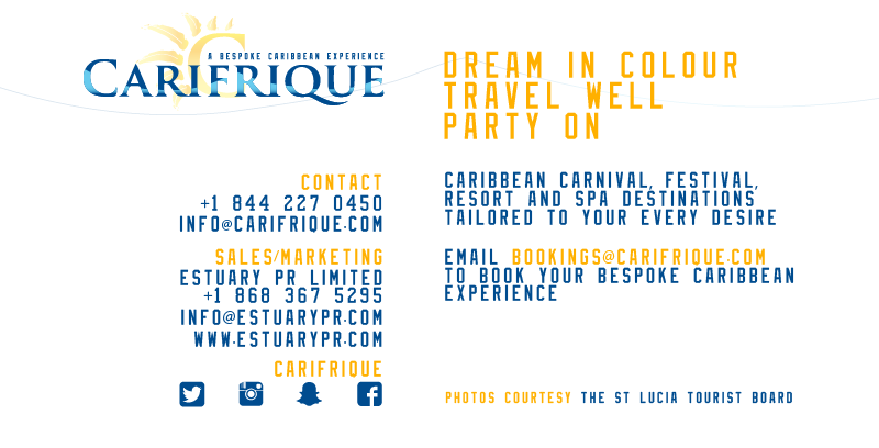 Carifrique - A Bespoke Caribbean Experience